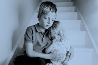 Children are affected by Divorce