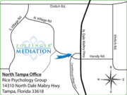 Zollinger Mediation Satellite Office Serving Pasco County
