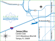 Zollinger Mediation Satellite Office Serving Hillsborough County